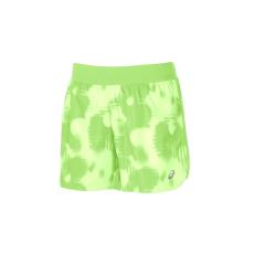 Asics Fuzex 5.5 in Print Short jasmine green női