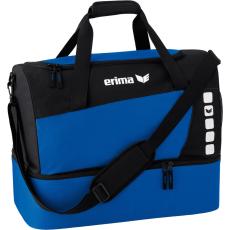 Erima Sports Bag with Bottom Compartment kék/fekete táska