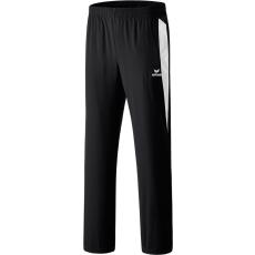 Erima Premium One Presentation Pants fekete/fehér hosszúnadrág