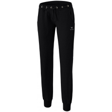 Erima GRAFFIC 5-C SWEAT PANTS WITH BAND fekete hosszúnadrág