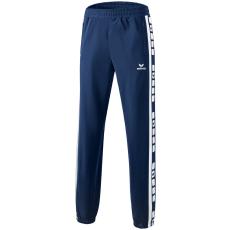 Erima 5-CUBES Polyester Pants sötétkék/fehér hosszúnadrág