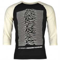 Official Póló Official Official Joy Division Raglan fér.