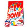 Tomi 3xAction Japánkert mosópor 40mosás, 2,8kg