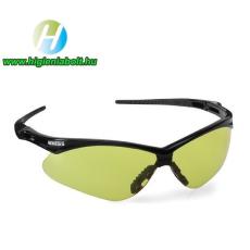 Kimberly Clark Nemesis munkavédelmi szemüveg, KC Jackson Safety V30 sárga