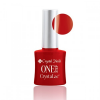 Crystal Nails One Step CrystaLac 1S17 - 4ml Ferrari piros