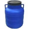 Füles kanna, műanyag kék 60 l (14440)