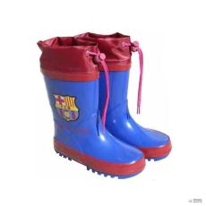 FC Barcelona vízálló csizma FC Barcelona címer zárt állítható gyerek