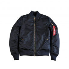 Alpha Industries MA-1 VF PM - replica blue