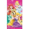 Hercegnők Disney Hercegnők fürdőlepedő strand törölköző 70*140cm