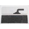 Asus X64 fekete magyar (HU) laptop/notebook billentyűzet
