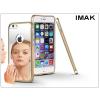 IMAK Apple iPhone 6/6S fém tükrös hátlap és keret - IMAK Mirror Zine - gold