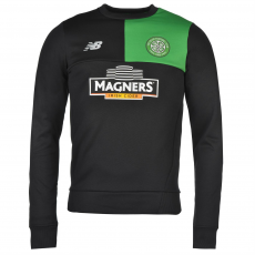 New Balance Sportos felső New Balance Celtic Football Club Crew fér.