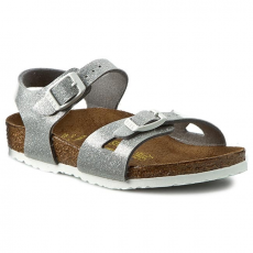 Birkenstock Szandál BIRKENSTOCK - Rio Kinder 0831783 Magic Galaxy Silver