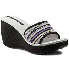 Ipanema Papucs IPANEMA - Neoprint Slide Fem 81844 Black/Grey 21674