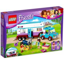 LEGO FRIENDS: Állatorvosi lószállító 41125 lego