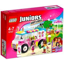 LEGO JUNIORS: Emma fagylaltos kocsija 10727 lego