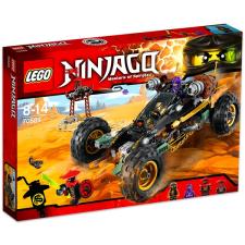 LEGO NINJAGO: Sziklajáró 70589 lego