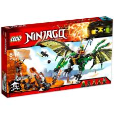 LEGO NINJAGO: A Zöld NRG sárkány 70593 lego