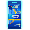 Gillette Blue II Plus Borotva, 5 db (3014260283254)