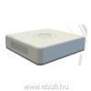 Hikvision DS-7108HQHI-F1/N TurboHD DVR, 8 port, 1920x1080/96fps, 1280x720/200fps, 1x Sata, HDMI, Audio, 1080Plite, AHD