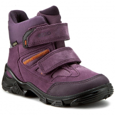 Ecco Hótaposó ECCO - Snowboarder 72124259663 Night Shade/Grape/Grape