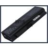 579320-001 2200 mAh 4 cella fekete notebook/laptop akku/akkumulátor utángyártott