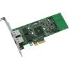 Intel E1G42ET PCI-E x4 10/100/1000Mbps hálózati kártya low profile