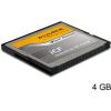 DELOCK 4GB Industrial Compact Flash memóriakártya