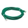 RJ45 CAT6 SSTP M/M adatkábel 2m zöld