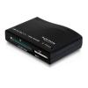 DELOCK USB 3.0 All-in-1 kártyaolvasó fekete