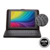 Alcor BT-100 9,7-10 tablet tok + billentyűzet fekete