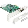 DELOCK PCI-E x1 - soros port IO vezérlő