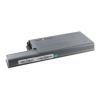 Whitenergy Dell Latitude D820 11.1V Li-Ion 4400mAh notebook akkumulátor ezüst