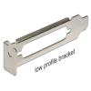 DELOCK Low Profile Slot Bracket SUB-D 25 csatlakozóhoz