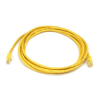 OEM RJ45 CAT6 SSTP M/M adatkábel 2m sárga