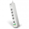 APC Essential SurgeArrest 5 outlets with Coax Protection 230V Germany