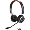 JABRA EVOLVE 65 MS STEREO HD AUDIO MICROSOFT CERTIFIED