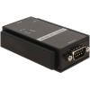 DELOCK Serial RS-232 M/F izolátor 3kV fekete