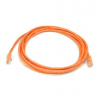 LogiLink CAT6A S/FTP Patch Cable PrimeLine AWG26 PIMF LSZH orange 1,00m