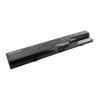 Whitenergy HP ProBook 4320s 4320t 4520s 10.8V Li-Ion 5200mAh notebook akkumulátor fekete