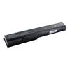 Whitenergy HP Compaq Pavilion DV7 14.4V Li-Ion 6600mAh notebook akkumulátor fekete