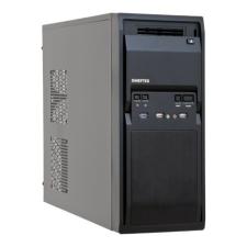 Chieftec LIBRA LG-01B-OP (táp nélküli) microATX ház fekete számítógép ház