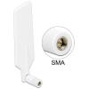 DELOCK LTE WLAN Dual Band Antenna SMA 1 ~ 4 dBi antenna