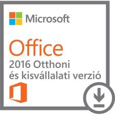 Microsoft Office 2016 MAC Home & Business P2 ML ENG szoftver irodai és számlázóprogram