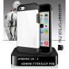 Iphone 5 / 5S Slim Armor ütésálló tok