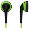 SoundMagic EP10 Earbuds fülhallgató (fekete-zöld)