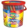 Colorino zsírkréta készlet, vödrös, 64 db-os