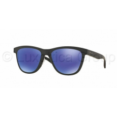 Oakley OO9320 09 MOONLIGHTER MATTE BLACK VIOLET IRIDIUM POLARIZED napszemüveg