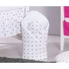 Pólya - Rózsaszín-szürke csillagos