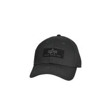Alpha Industries Velcro Cap baseball sapka - fekete